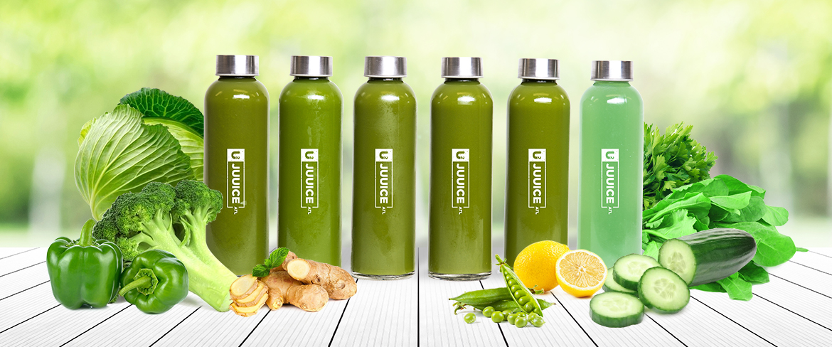6 Pack – Greens